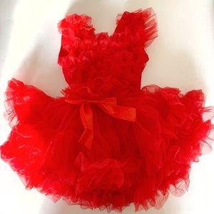Red tutu dress!!!